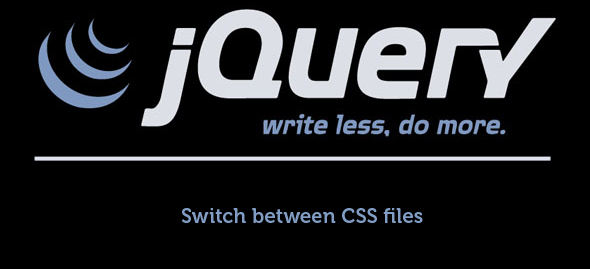 jquery-switch-between-css-files